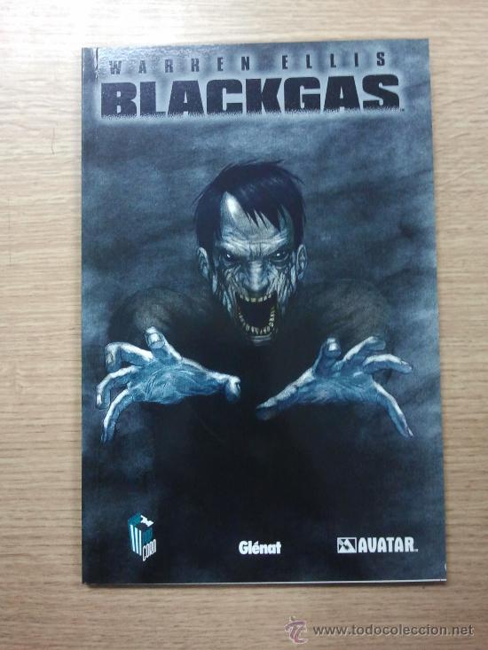 BLACKGAS (Tebeos y Comics - Glénat - Comic USA)