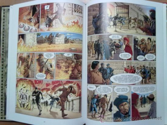 Cómics: LA HISTORIA OCULTA TOMO 4 LAS LLAVES DE SAN PEDRO - Foto 2 - 35489716