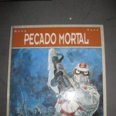 Cómics: PECADO MORTAL. BEHE-TOFF. GLENAT 1993. Lote 35632312