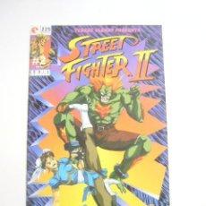 Cómics: STREET FIGHTER II Nº 2 MASAOMI KANZAKI GLENAT 1994 E8. Lote 35698034