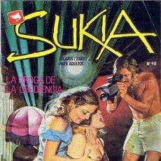 Cómics: SUKIA Nº90. Lote 195889673