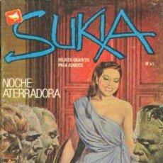 Cómics: SUKIA Nº65. Lote 35712412