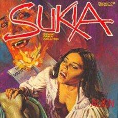 Cómics: SUKIA Nº14. Lote 195889816