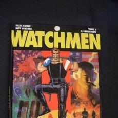 Cómics: WATCHMEN - TOMO 1 - EL COMEDIANTE - ALAN MOORE - GLENAT - . Lote 35779519