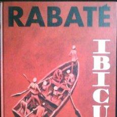 Cómics: IBICUS Nº 3 GLENAT 2002 DIBUJOS RABATE(DESC.55%). Lote 26504666