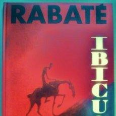 Cómics: IBICUS Nº 2 GLENAT 2002 DIBUJOS RABATE.(DESC.55%). Lote 26504667