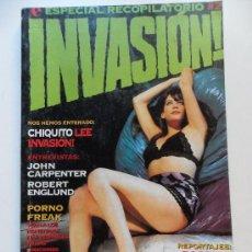 Cómics: INVASIÓN! ESPECIAL RECOPILATORIO # 2. Lote 36003988