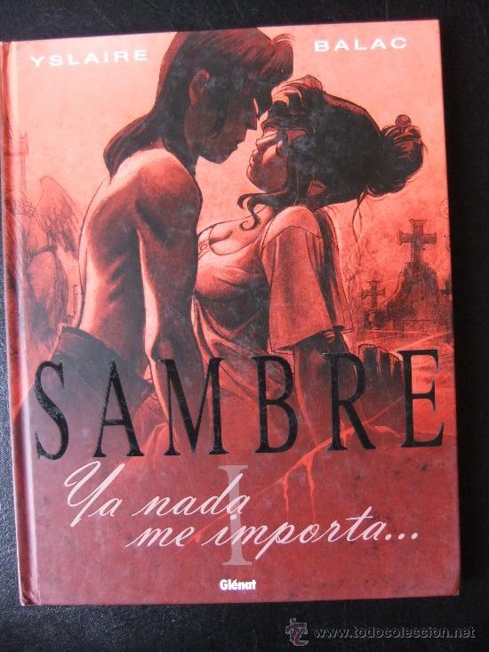 SAMBRE Nº 1 (Tebeos y Comics - Glénat - Comic USA)