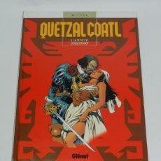 Cómics: QUETZAL COATL, MITTON, 5 - LA PUTA Y EL CONQUISTADOR GLENAT, . Lote 36604644