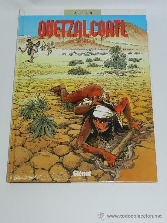 QUETZAL COATL, MITTON, 4 - EL DIOS DEL CARIBE - GLENAT (Tebeos y Comics - Glénat - Serie Erótica)