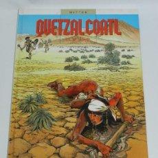 Cómics: QUETZAL COATL, MITTON, 4 - EL DIOS DEL CARIBE - GLENAT. Lote 36605108