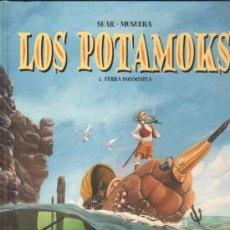 Cómics: LOS POTAMOKS Nº 1. TERRA INCOGNITA - GLÉNAT 2001 - MUY NUEVO - JOSE LUIS MUNUERA - JOAAN SFAR. Lote 36685003