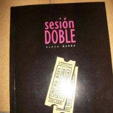 Cómics: SESION DOBLE – ALEIX BARBA – CINEMA ROXY – SESION NUMERADA – GLENAT. Lote 36803800