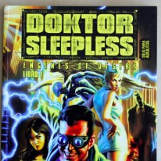 Cómics: DOKTOR SLEEPLESS DE WARREN ELLIS.. Lote 37080610
