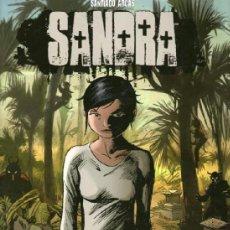 Cómics: SANTIAGO ARCAS - SANDRA. Lote 37104029