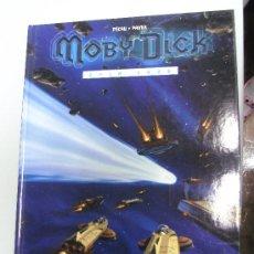 Comics: MOBY DICK Nº 2 : LA CAZA - PECAU - PAHEK / GLENAT. Lote 37318473