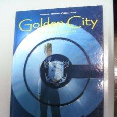 Cómics: GOLDEN CITY Nº 5 : EL INFORME HARRISON - PECQUER - MALFIN - SCHELLE / GLENAT. Lote 37319440