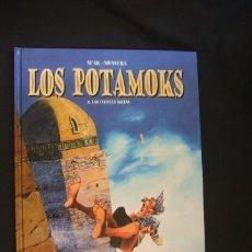 Comics: LOS POTAMOKS - 2. LAS FUENTES ROJAS - GLENAT - . Lote 37353805