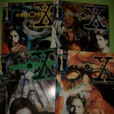Cómics: LOTE 4 COMICS EXPEDIENTE X - #1 A #4 - EN CASTELLANO. Lote 37412934