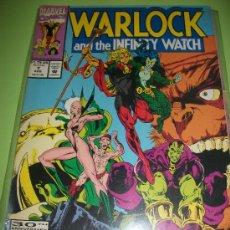 Cómics: COMIC USA - WARLOCK ADN THE INFINITY WATCH - #7 - INGLES. Lote 37413145