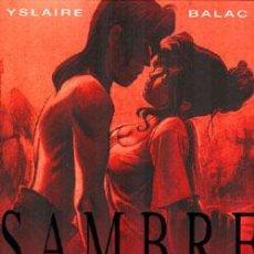 Cómics: SAMBRA LOTE PACK DEL Nº 1 AL Nº 5 DE YSLAIRE EDICIONES GLÉNAT. Lote 37487676