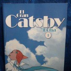 Cómics: EL GRAN GATSBY. 1. DOHA. GLENAT, 2007. RUSTICA. A TODO COLOR. 16 X 22 CMS. COLECCION POP CORN. 220 P. Lote 42990942