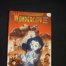 Cómics: WONDERCITY - GUALDONI - TARCONI - GLENAT - . Lote 38119880