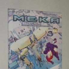 Cómics: COMIC MEKA OUTSIDE - MORVAN Y BENGAL - GLÉNAT. Lote 262166395