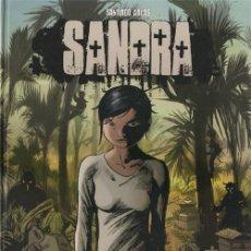 Cómics: SANDRA (CÓMIC DE GLÉNAT). Lote 38644517