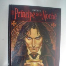 Cómics: SWOLFS: EL PRÍNCIPE DE LA NOCHE (INTEGRAL). Lote 38645864