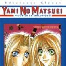 Cómics: YAMI NO MATSUEI : HIJOS DE LA OSCURIDAD Nº 6 DE YOKO MATSUEI EDICIONES GLÉNAT CÓMIC MANGA. Lote 39165735