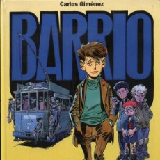 Cómics: BARRIO, TOMO 1 - CARLOS GIMÉNEZ - ED. GLÉNAT. Lote 39282871