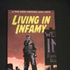 Cómics: LIVING IN INFAMY - - GLENAT - . Lote 39733261