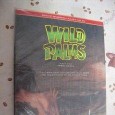 Cómics: WILD PALMS DE WAGNER & ALLEN. Lote 39824206