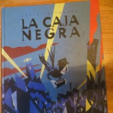 Comics : LA CAJA NEGRA DE JAVIER OLIVARES. GLENAT.. Lote 39940993