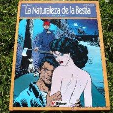 Cómics: LA NATURALEZA DE LA BESTIA. AB IRATO. ABULÍ & BERNET. EDITORIAL GLÉNAT, 1993.. Lote 40421801