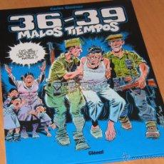Cómics: MALOS TIEMPOS 36-39 CARLOS GIMENEZ. Lote 40559071