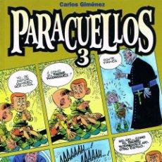 Cómics: PARACUELLOS 3 POR CARLOS GIMENEZ. Lote 40588537