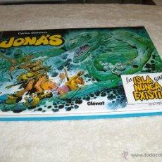 Cómics: JONÁS, LA ISLA QUE NUNCA EXISTIÓ DE CARLOS GIMÉNEZ. GLENAT 2003. TAPA DURA. MBE.. Lote 40941347