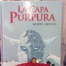 Cómics: LA CAPA PURPURA -EDICIONES GLENAT- MAKYO/ROCCO. Lote 41219221