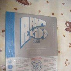 Cómics: RASPA KIDS CLUB. Lote 40709031