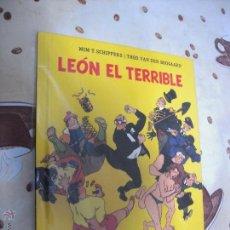 Cómics: LEON EL TERRIBLE COLECCION INTEGRAL. Lote 40720945