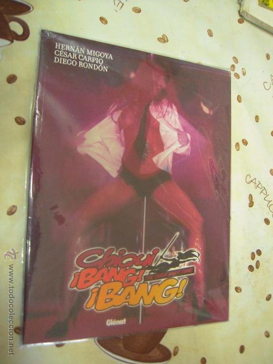 CHIQUI BANG BANG (Tebeos y Comics - Glénat - Serie Erótica)