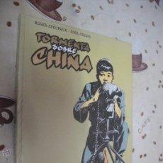 Cómics: TORMENTA SOBRE CHINA COLECCION INTEGRAL. Lote 41377723