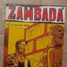 Cómics: ZAMBADA, AUTHEMAN, MALTAITE. Lote 41417045