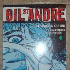 Cómics: GIL ST ANDRÉ, HEAN CHARLES KRAEHN. Lote 41417288