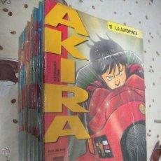 Cómics: AKIRA LOTE DEL 1 AL 34. Lote 45062600