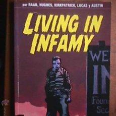 Cómics: LIVING IN INFAMY, GLENAT, 2007. Lote 41830332