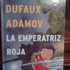 Cómics: LA EMPERATRIZ ROJA - INTEGRAL - DE DUFAUX Y ADAMOV. Lote 42424974