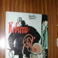 Cómics: REBECCA. BRANDOLI Y QUEIROLO. ED GLENAT. FRANCÉS. AÑO 1985. C9158.. Lote 42671250